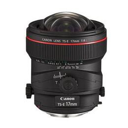 Canon TS-E 17mm f/4L Reviews