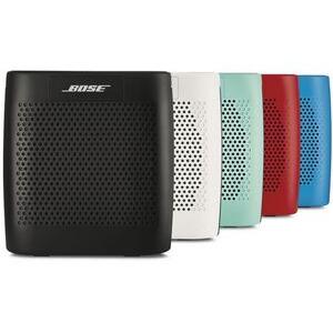 Photo of Bose SoundLink Colour Speaker
