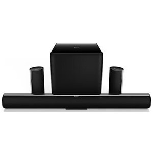 Photo of KEF KHT7005 SPEAKER SYSTEM WITH SOUNDBAR GLOSS BLACK Speaker