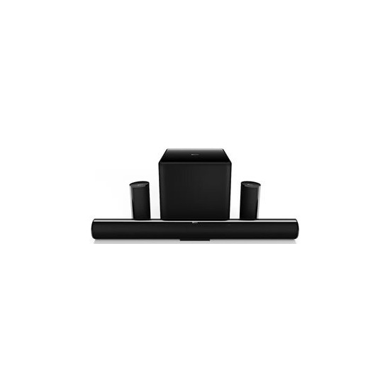 KEF KHT7005 SPEAKER SYSTEM WITH SOUNDBAR GLOSS BLACK
