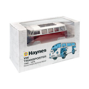 Photo of Build Your Own Haynes VW Transit Gadget