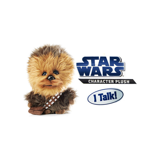 """Star Wars 9"""" Talking Chewbacca"""