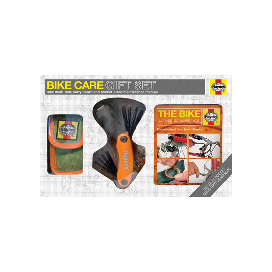 Bike Care Gift Set