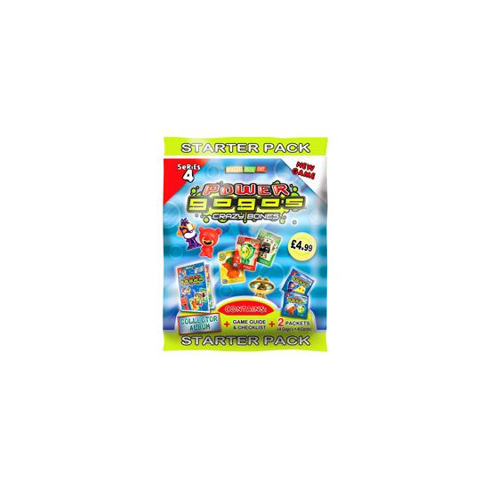 Gogo's Crazy Bones Power Starter Pack