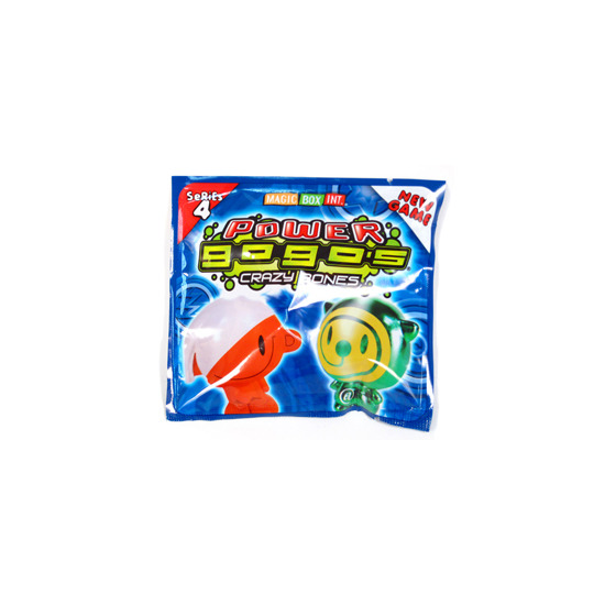 Gogo's Crazy Bones Power Foil Pack