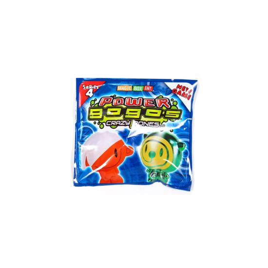 Gogo's Crazy Bones Power Foil Pack