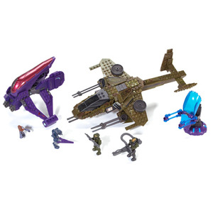 Photo of Mega Bloks - Halo Wars Arial Ambush Toy