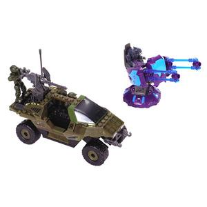 Photo of Mega Bloks - Halo Wars UNSC Warthog Toy