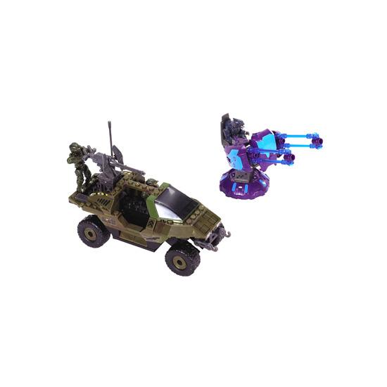 Mega Bloks - Halo Wars UNSC Warthog