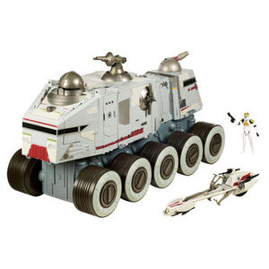 Photo of Star Wars Clone Wars - Turbo Tank Toy