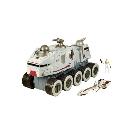 Star Wars Clone Wars - Turbo Tank