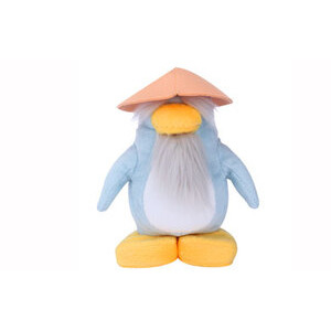 Photo of Disney Club Penguin - Plush Series 4 Sensei Toy