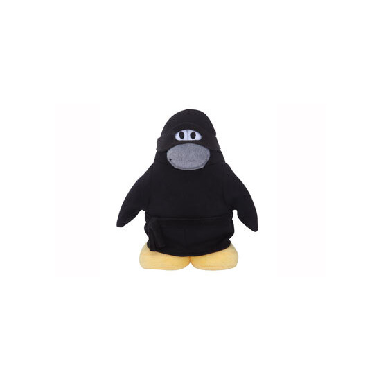 Disney Club Penguin - Plush Series 4 Ninja