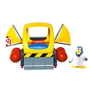 Photo of Disney Club Penguin - Vehicles Series 1 Snow Trekker Toy