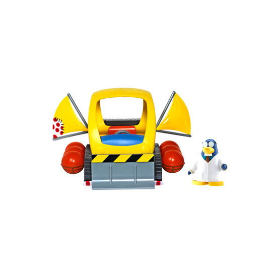 Disney Club Penguin - Vehicles Series 1 Snow Trekker