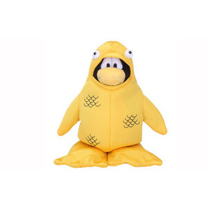 Photo of Disney Club Penguin - Puffle Series 4 12TH Fish Toy