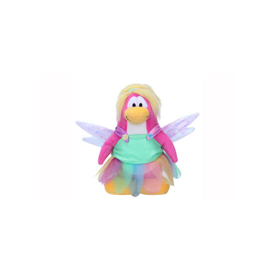 Disney Club Penguin - Puffle Series 4 Fairy