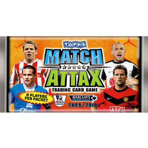 Photo of Match Attax Trading Card Game 09/10 Toy