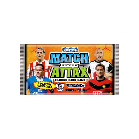 Match Attax Trading Card Game 09/10