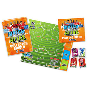 Photo of Match Attax Starter Pack 09/10 Toy