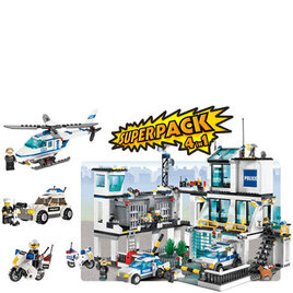 Lego City - Police Super Pack 4 in 1 66257 Reviews