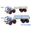 Photo of Nuts & Bolts Engineering Sets - Oil Tanker Toy