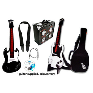 Photo of Power Tour Electric Guitar, Guitar Amp & Tour Gig Set Toy