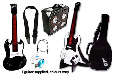 power tour electric guitar guitar amp tour gig set reviews compare prices and deals reevoo. Black Bedroom Furniture Sets. Home Design Ideas