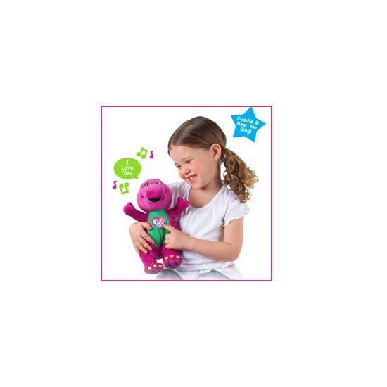 Barney - 10in I Love You