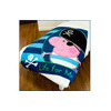 Photo of Peppa Pig George Pirate Fleece Blanket Bed Linen
