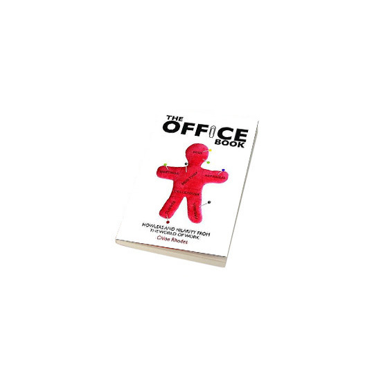 The Office Book: Howlers and Hilarity from the World of Work