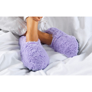 Photo of Hot Slippers In Lilac Gadget