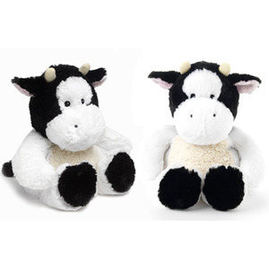 Photo of Cozy Plush Cow Toy