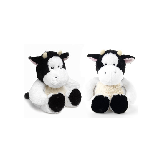 Cozy Plush Cow