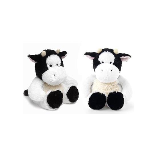 Cozy Plush Cow