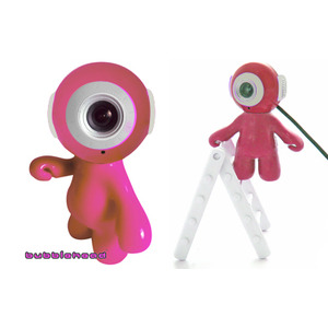 Photo of Bubblehead Webcam - Pink Gadget