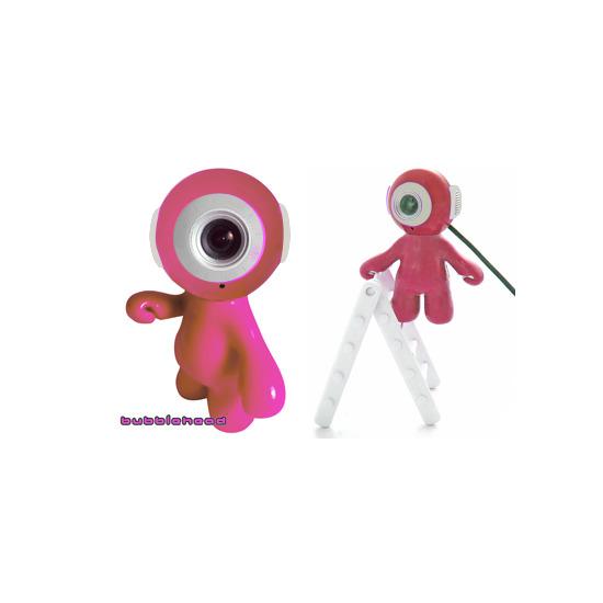 Bubblehead Webcam - Pink