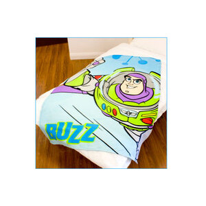 Photo of Toy Story Infinity Fleece Blanket Bed Linen