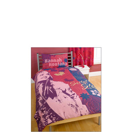 Hannah Montana Secret Star Duvet and Pillowcase Set Reviews