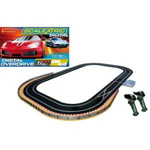 Photo of Scalextric Digital Overdrive Set Toy