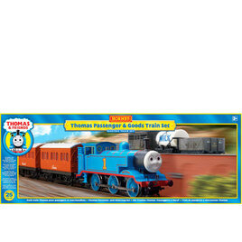Hornby Thomas & Friends Passenger & Goods Train Set Reviews