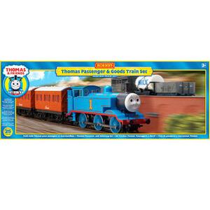 Photo of Hornby Thomas & Friends Passenger & Goods Train Set Toy