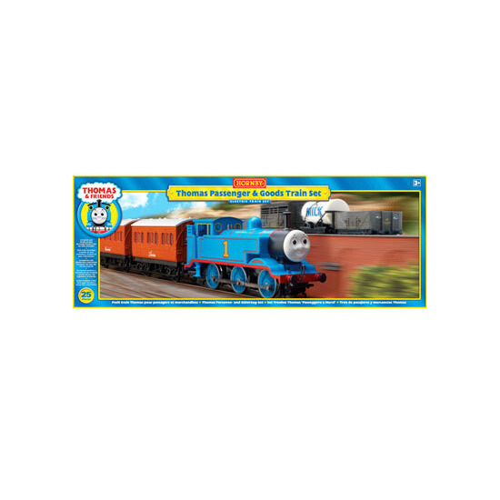 Hornby Thomas & Friends Passenger & Goods Train Set