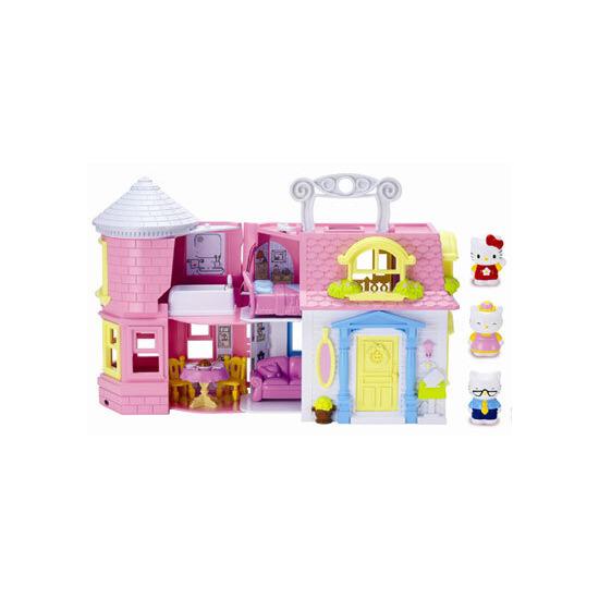 Hello Kitty Victorian Dolls House