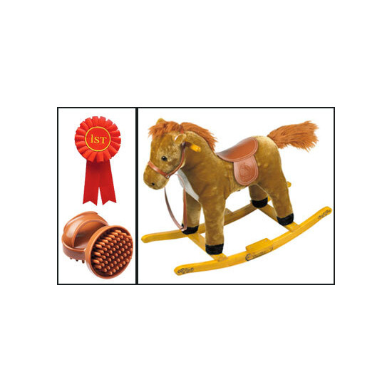The Pony Stable Rocking Horse