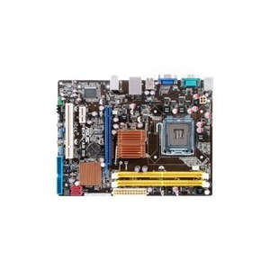 Photo of ASUS P5KPL-AM SE - Motherboard - Micro ATX - IG31 - LGA775 Socket - UDMA100, Serial ATA-300 - Ethernet - Video - High Definition Audio (6-Channel) Computer Component