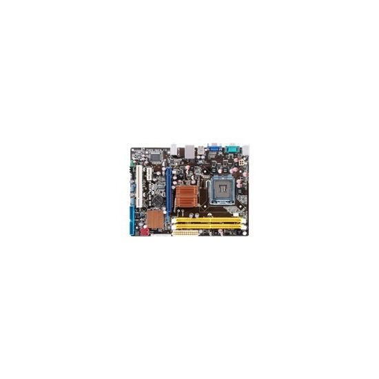 ASUS P5KPL-AM SE - Motherboard - micro ATX - iG31 - LGA775 Socket - UDMA100, Serial ATA-300 - Ethernet - video - High Definition Audio (6-channel)