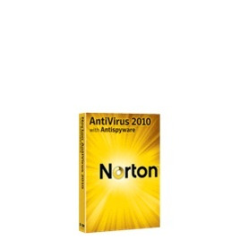 Norton AntiVirus 2010 - Upgrade package - 3 PC in one household - CD - Win - International Reviews