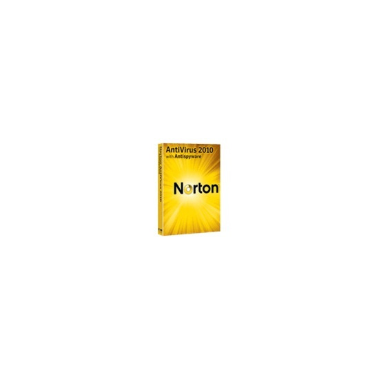 Norton AntiVirus 2010 - Upgrade package - 3 PC in one household - CD - Win - International