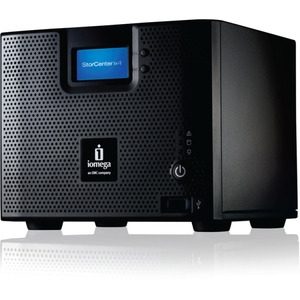Photo of Iomega StorCenter IX4-200D (4TB) Network Storage